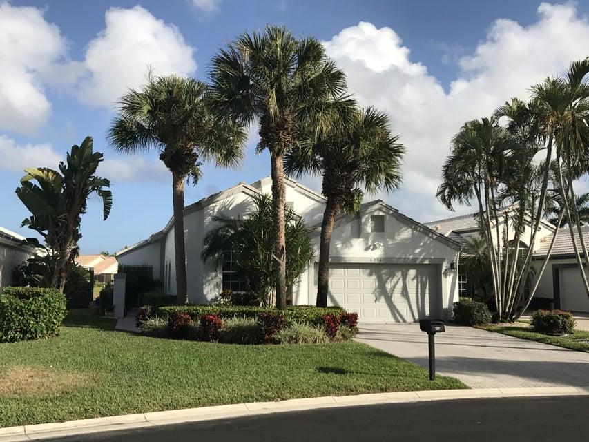 独户住宅 为 销售 在 6234 Water Lilly Lane 6234 Water Lilly Lane 博因顿海滩, 佛罗里达州 33437 美国
