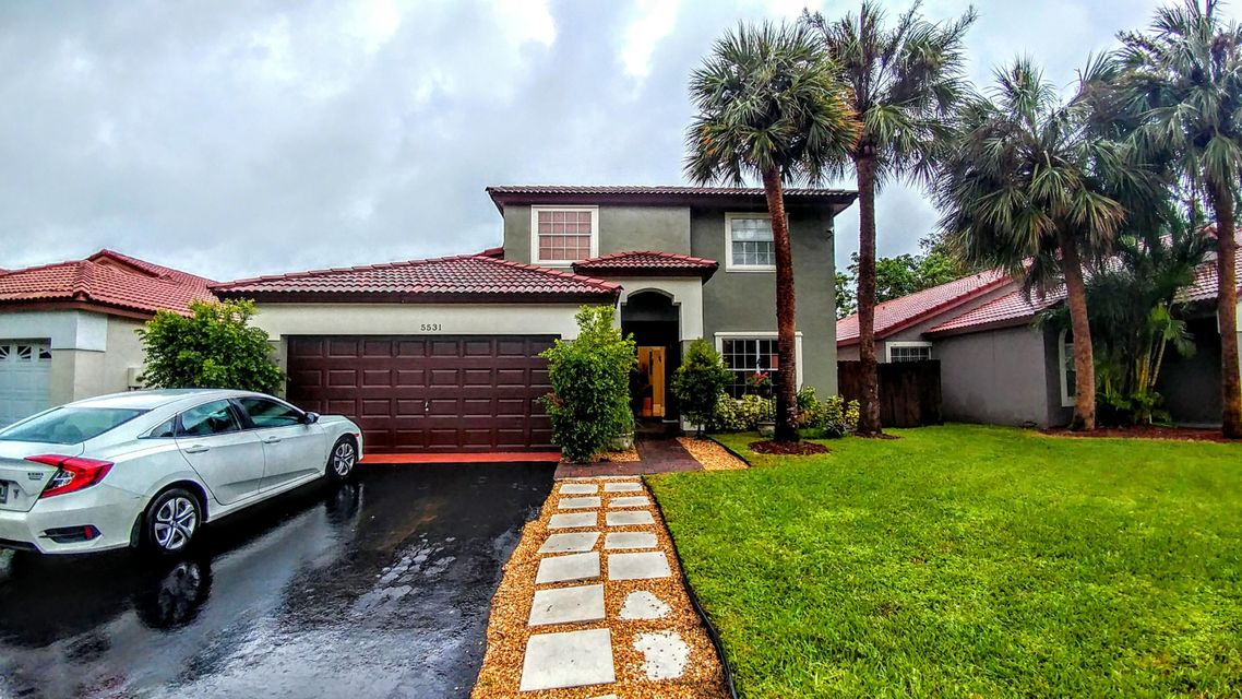 Single Family Home for Sale at 5531 NW 49th Way 5531 NW 49th Way Coconut Creek, Florida 33073 United States