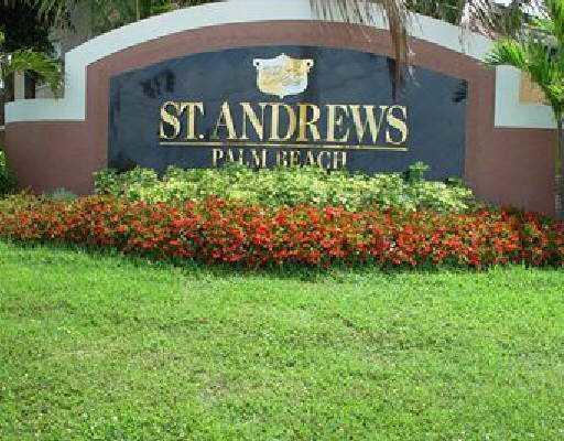 Co-op / Condominio por un Alquiler en 1080 N Benoist Farms Road 1080 N Benoist Farms Road West Palm Beach, Florida 33411 Estados Unidos