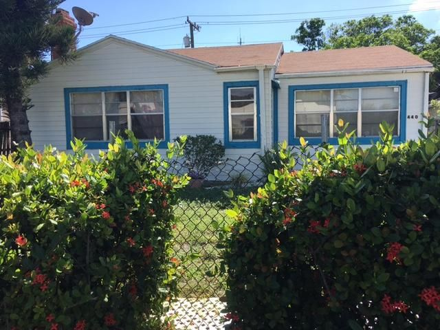 440 E Malverne Road  West Palm Beach, FL 33405