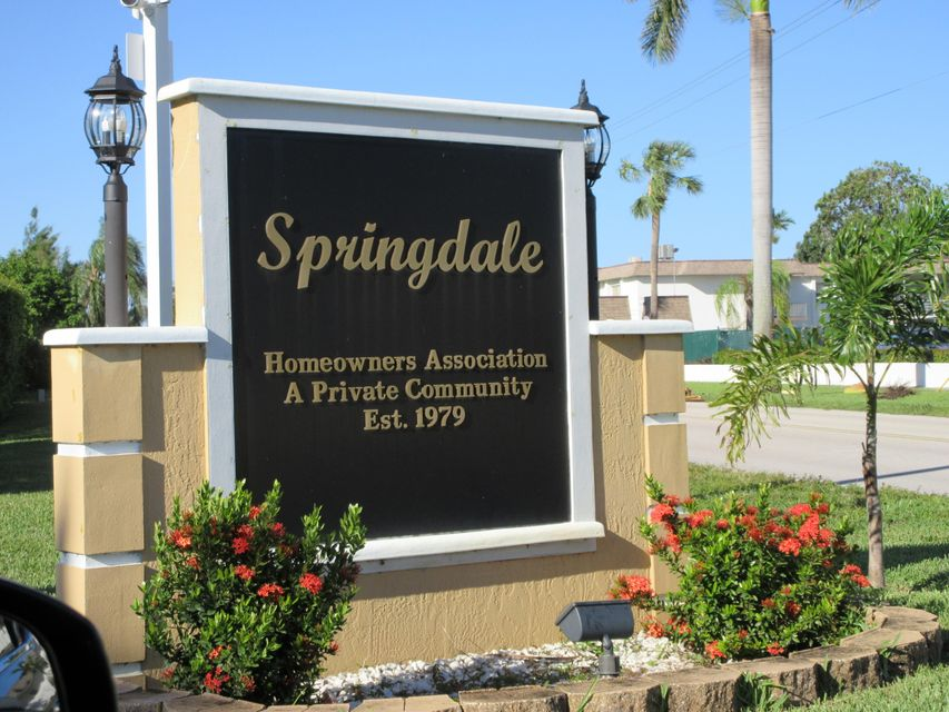 132 Springdale Circle Lake Worth, FL 33461 photo 8