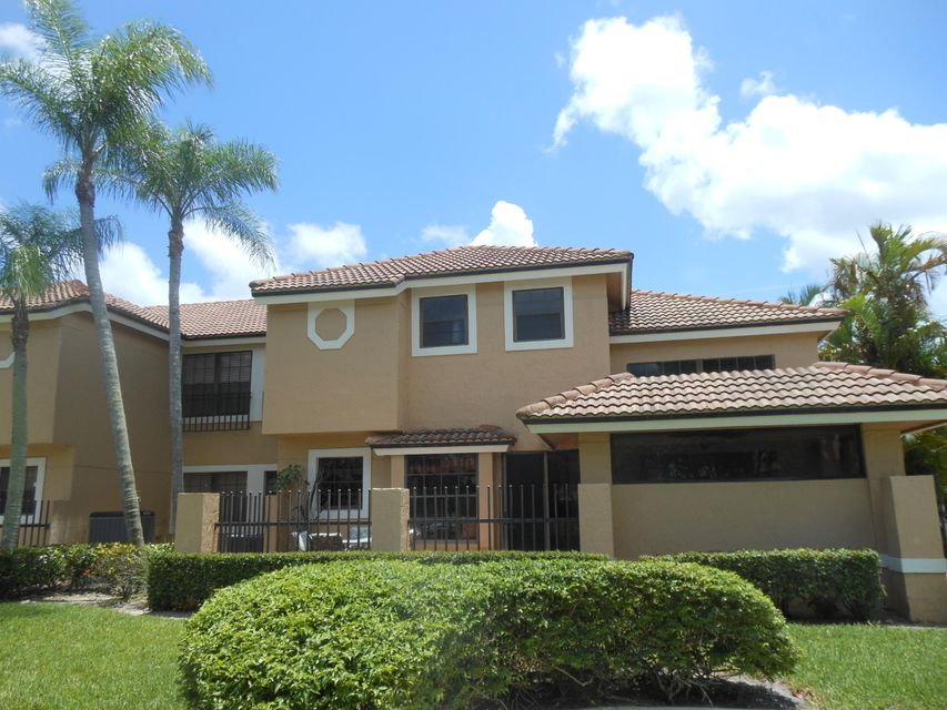 Townhouse for Rent at 374 Prestwick Circle 374 Prestwick Circle Palm Beach Gardens, Florida 33418 United States