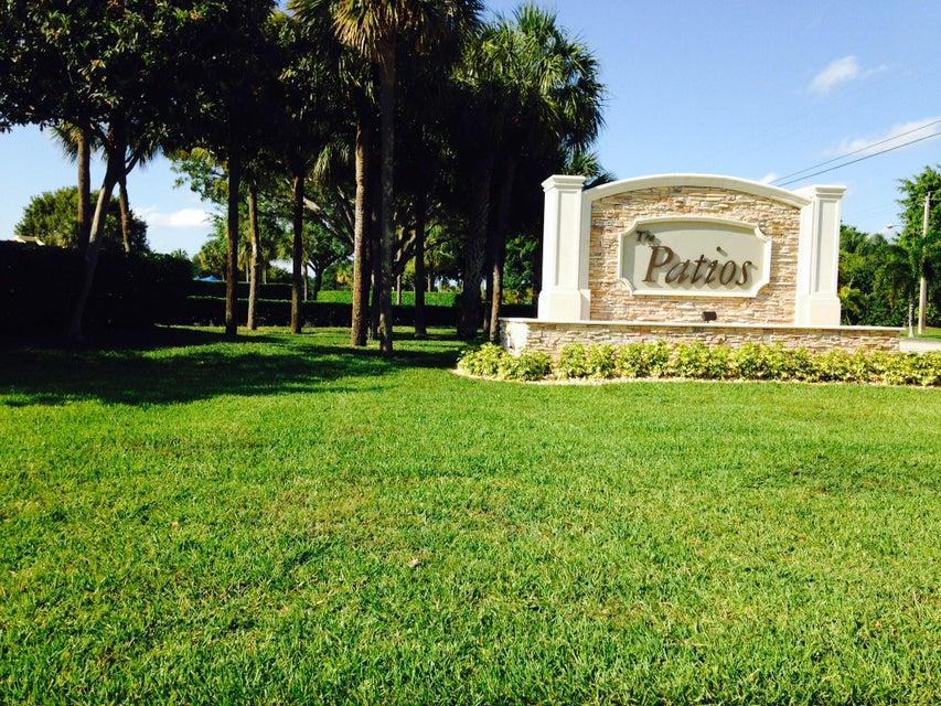 Patios of Boca Barwood Condo home on 9220 SW 14th Street