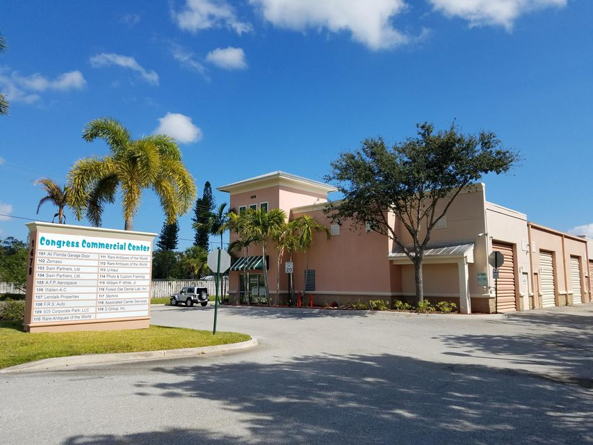 Commercial / Industrial للـ Rent في 1470 N Congress Avenue 1470 N Congress Avenue West Palm Beach, Florida 33409 United States
