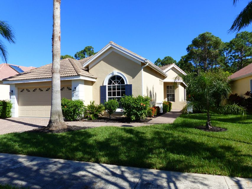 Single Family Home for Sale at 730 SW Munjack Circle 730 SW Munjack Circle St. Lucie West, Florida 34986 United States
