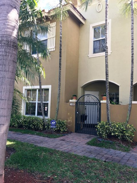 Townhouse for Rent at 112 Monterey Bay Drive 112 Monterey Bay Drive Boynton Beach, Florida 33426 United States