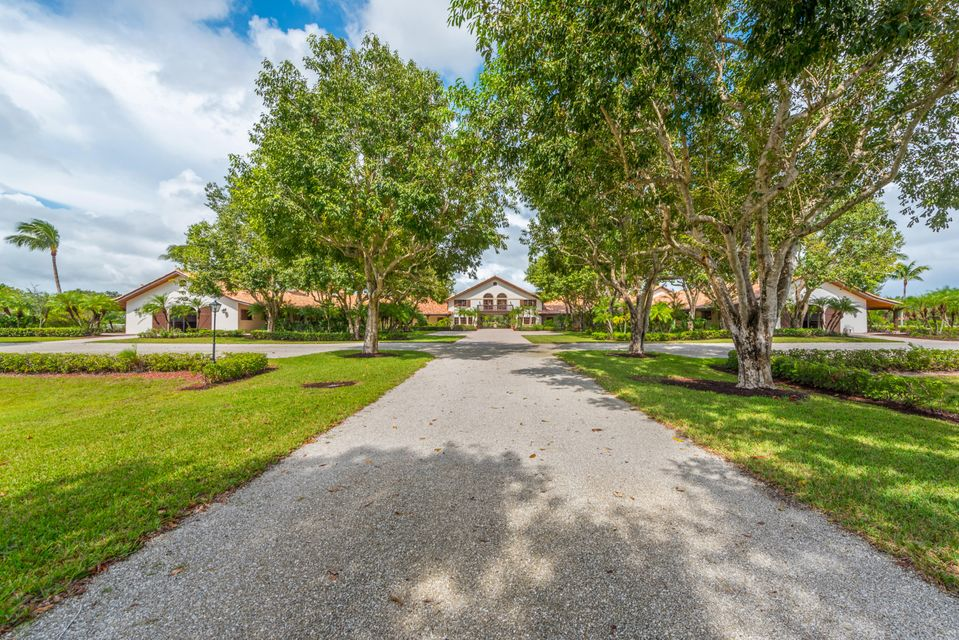Single Family Home for Sale at 13560 Indian Mound Road 13560 Indian Mound Road Wellington, Florida 33414 United States