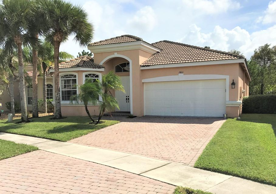 7411 Via Luria  Lake Worth, FL 33467