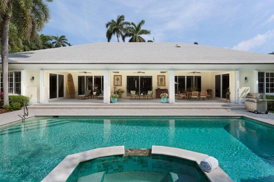 Maison unifamiliale pour l Vente à 11 Driftwood Landing Road 11 Driftwood Landing Road Gulf Stream, Florida 33483 États-Unis