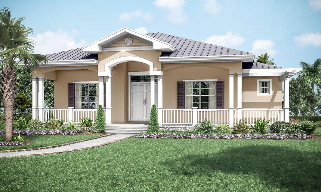 واحد منزل الأسرة للـ Sale في 7660 Charleston Way 7660 Charleston Way Port St. Lucie, Florida 34986 United States