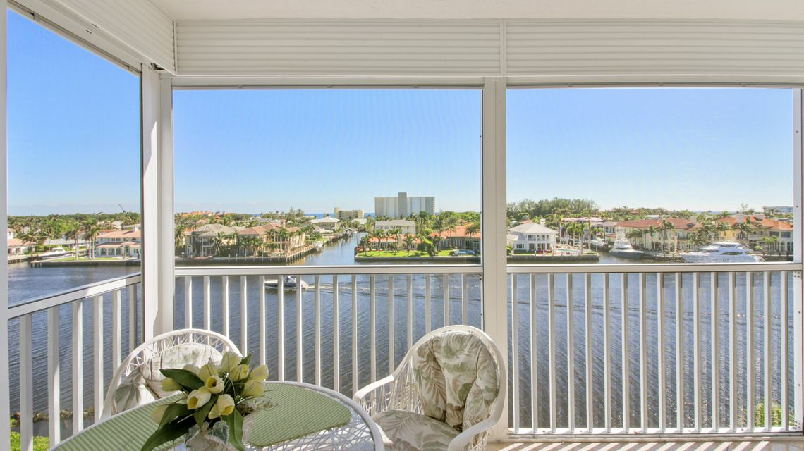 Co-op / Condo للـ Sale في 1 Harbourside Drive 1 Harbourside Drive Delray Beach, Florida 33483 United States