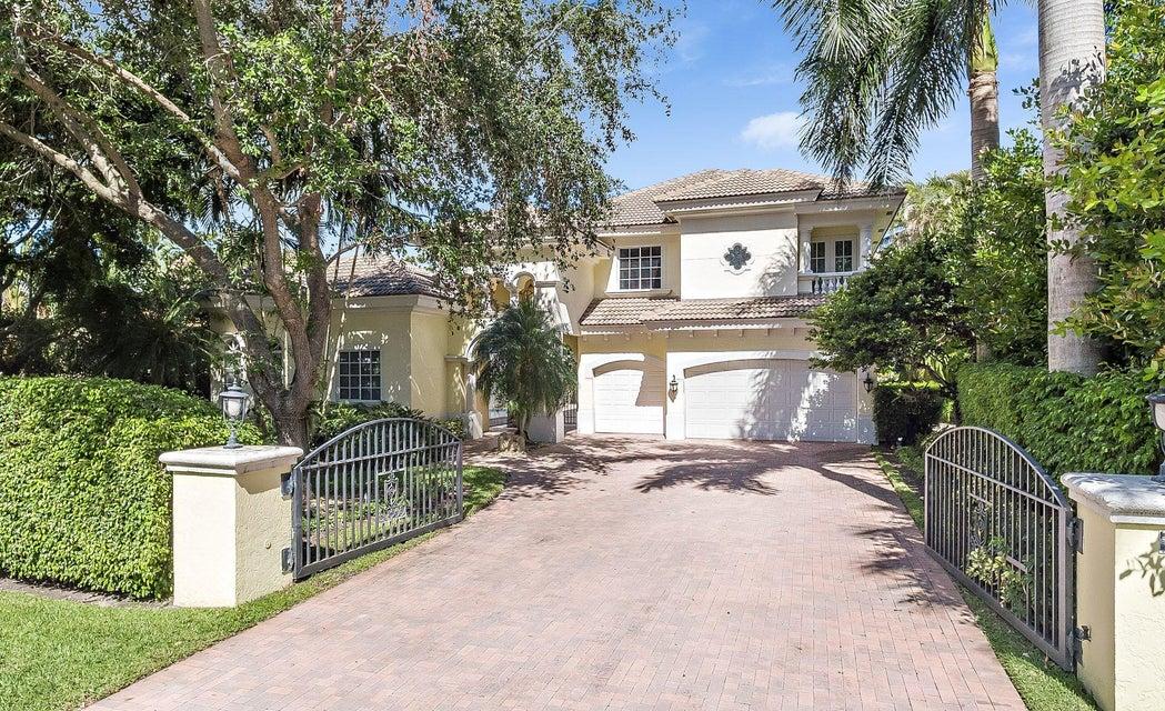 Single Family Home for Sale at 7399 Orangewood Lane 7399 Orangewood Lane Boca Raton, Florida 33433 United States