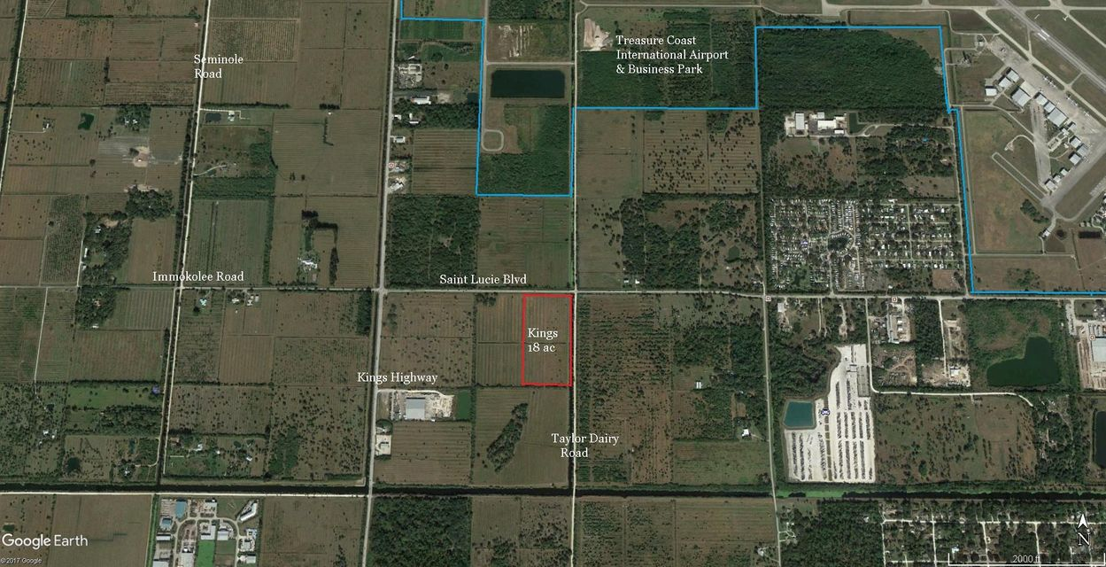 Additional photo for property listing at Tbd St. Lucie Boulevard Tbd St. Lucie Boulevard 皮尔斯, 佛罗里达州 34950 美国