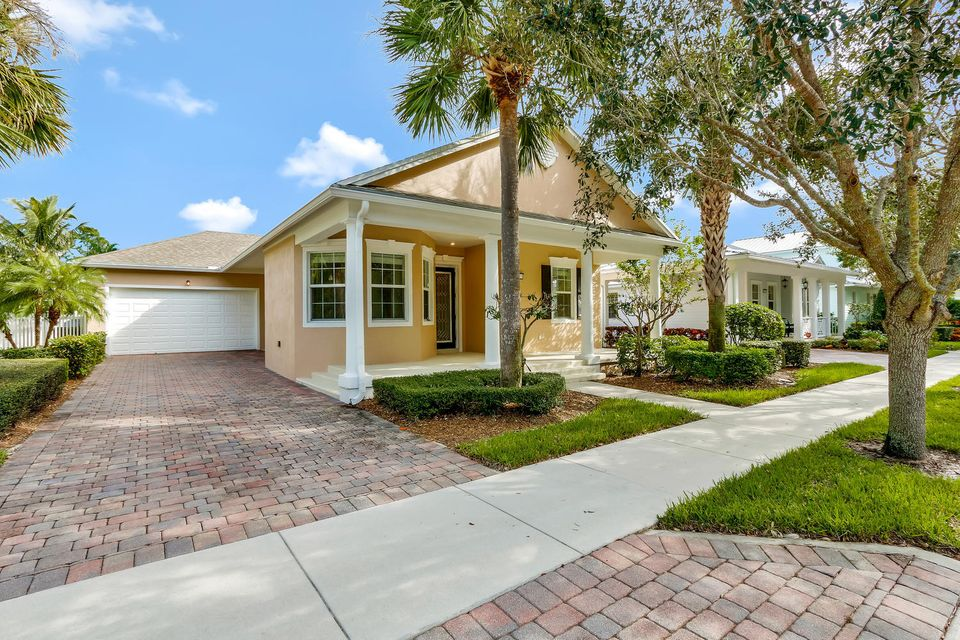 Single Family Home for Sale at 1315 Duval Street 1315 Duval Street Jupiter, Florida 33458 United States