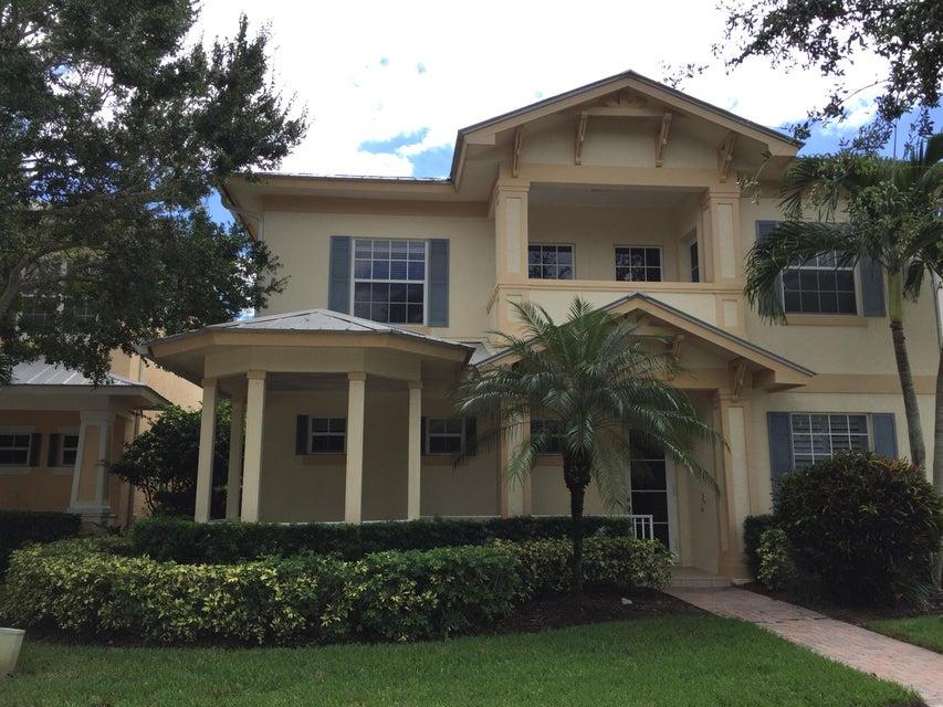 Частный односемейный дом для того Продажа на 1550 SW Prosperity Way 1550 SW Prosperity Way Palm City, Флорида 34990 Соединенные Штаты
