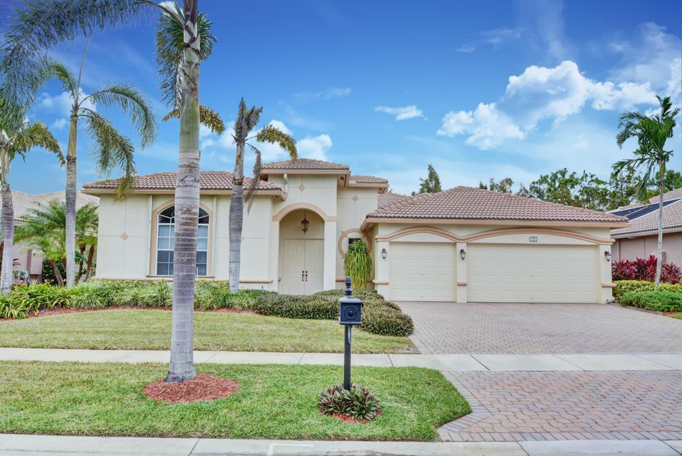 Single Family Home for Sale at 1851 Waldorf Drive 1851 Waldorf Drive Royal Palm Beach, Florida 33411 United States