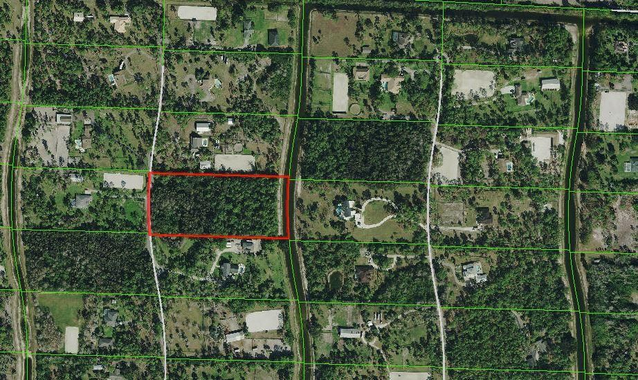 Land for Sale at 2798 Palm Deer Drive 2798 Palm Deer Drive Loxahatchee, Florida 33470 United States