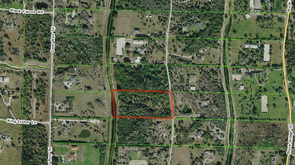 Land for Sale at 2683 Prarieview Drive 2683 Prarieview Drive Loxahatchee, Florida 33470 United States