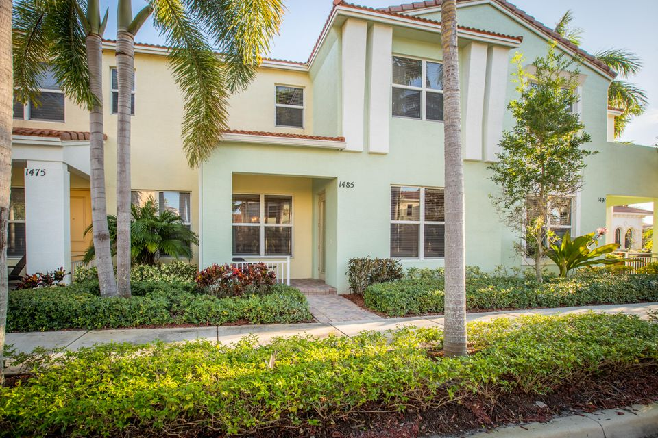 Townhouse for Rent at 1485 NW 48th Drive 1485 NW 48th Drive Boca Raton, Florida 33431 United States