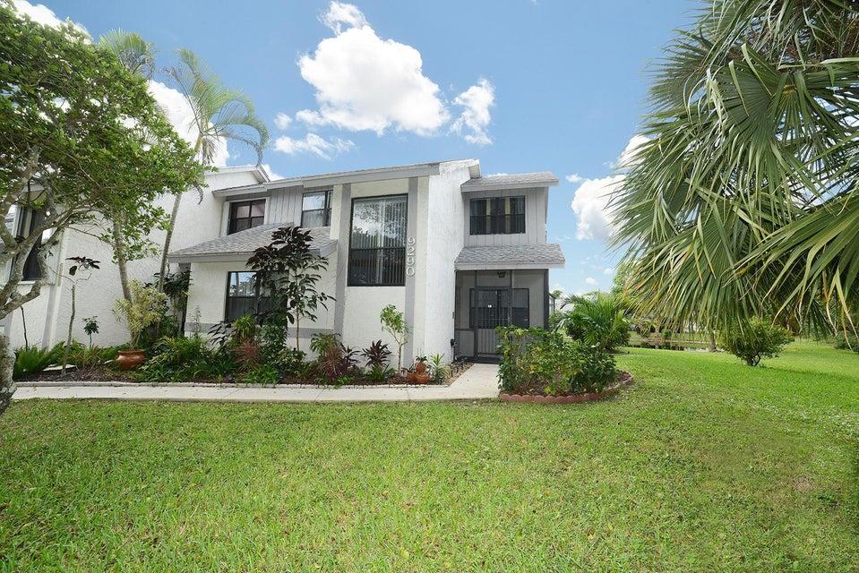 Townhouse for Sale at 9290 Ketay Circle 9290 Ketay Circle Boca Raton, Florida 33428 United States