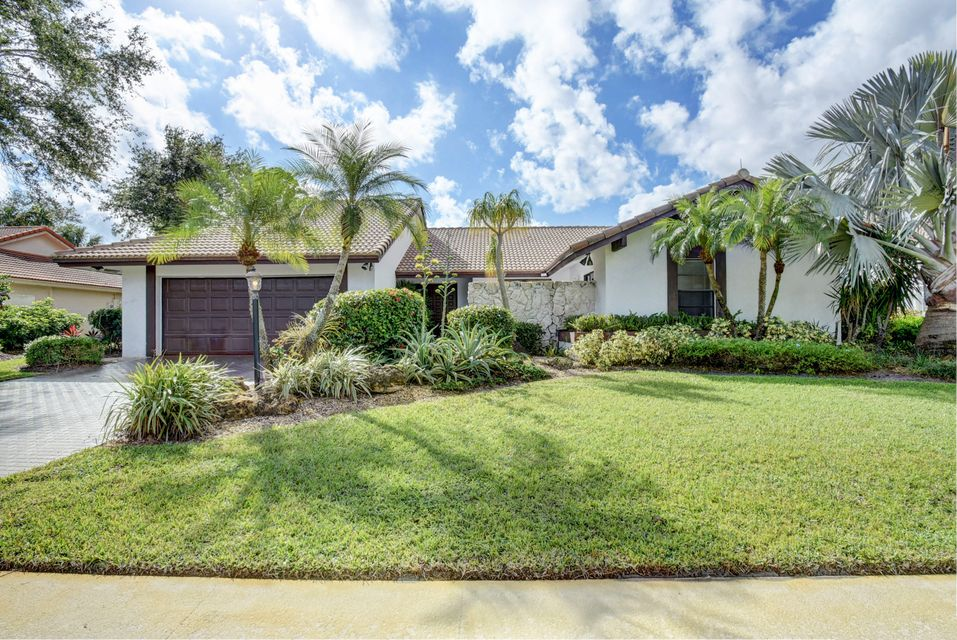 3763 Red Maple Circle  Delray Beach FL 33445 photo 1