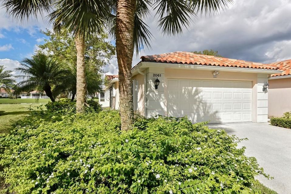 Villa pour l Vente à 2061 Blue Springs Road 2061 Blue Springs Road West Palm Beach, Florida 33411 États-Unis