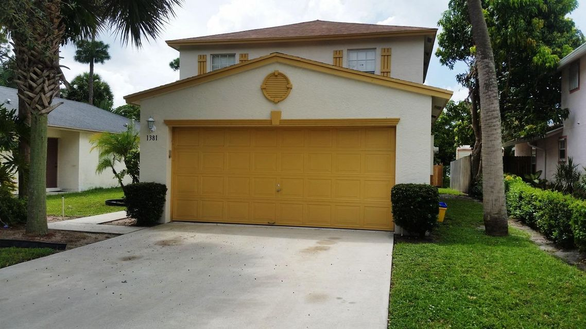 Additional photo for property listing at 1381 Climbing Rose Lane 1381 Climbing Rose Lane West Palm Beach, Florida 33415 United States