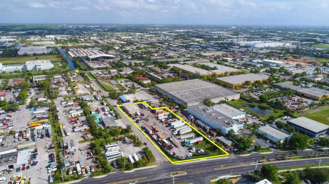 Commercial / Industrial for Sale at 1550 NW 24th Avenue 1550 NW 24th Avenue Pompano Beach, Florida 33069 United States