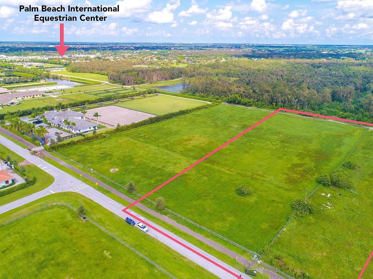 Agricultural Land für Verkauf beim 3846 Grand Prix Farms Drive 3846 Grand Prix Farms Drive Wellington, Florida 33414 Vereinigte Staaten