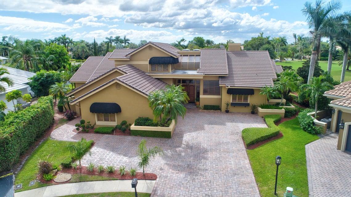 21181 Oakley Court  Boca Raton FL 33433