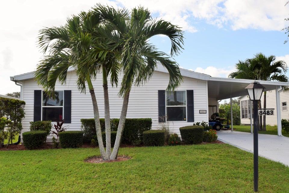 New Home for sale at 8483 Schefflera Court in Port Saint Lucie