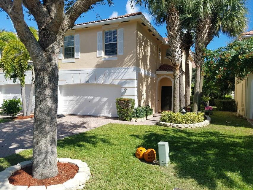 联栋屋 为 出租 在 9108 Villa Palma Lane 9108 Villa Palma Lane 西棕榈滩, 佛罗里达州 33418 美国