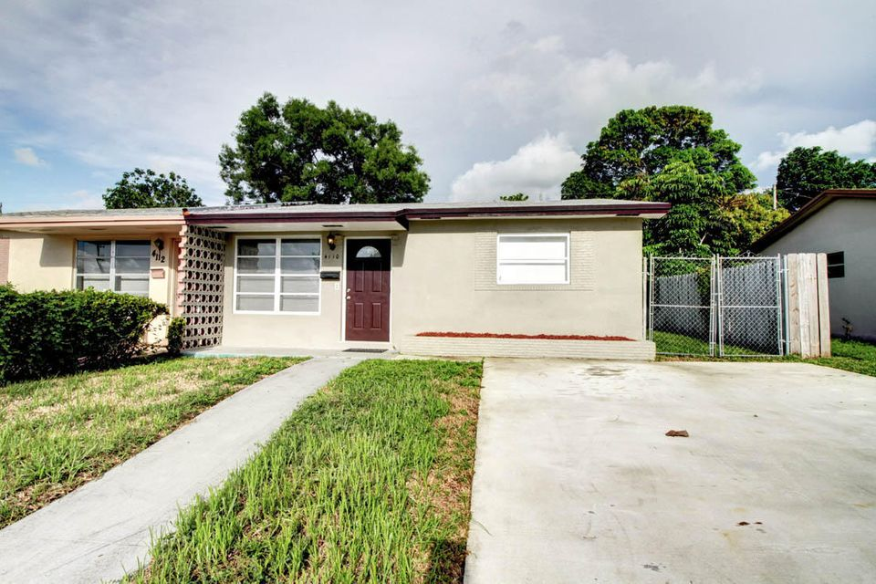 Rentals for Rent at 4110 NW 39 Avenue 4110 NW 39 Avenue Lauderdale Lakes, Florida 33309 United States
