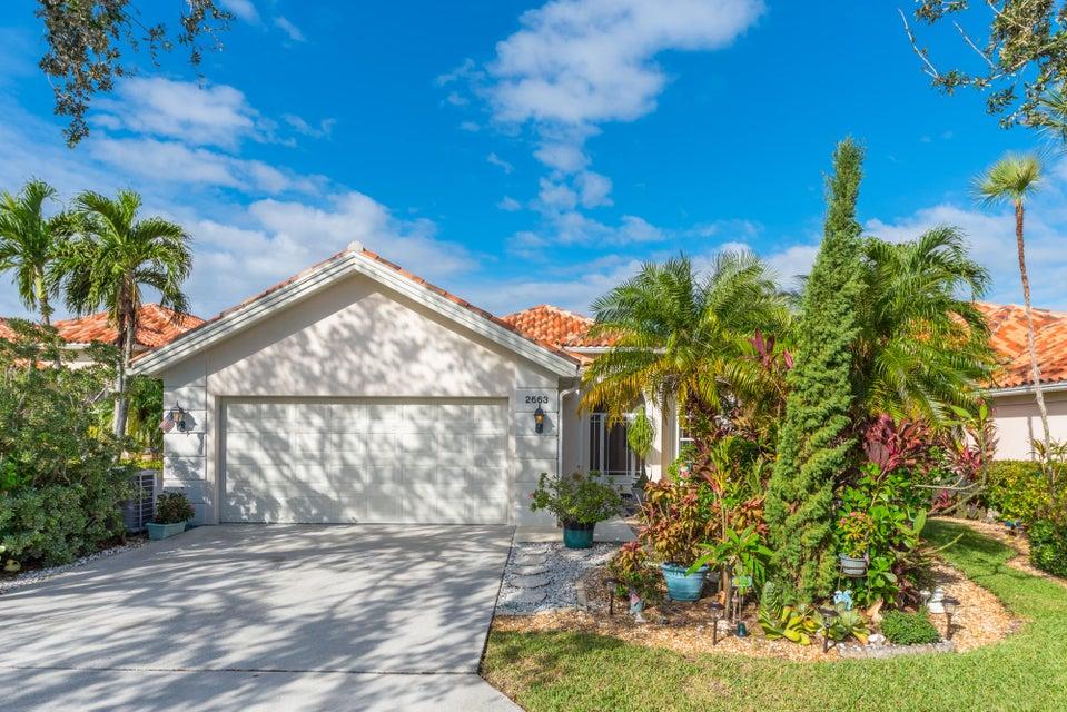 2663 Irma Lake Drive  West Palm Beach FL 33411