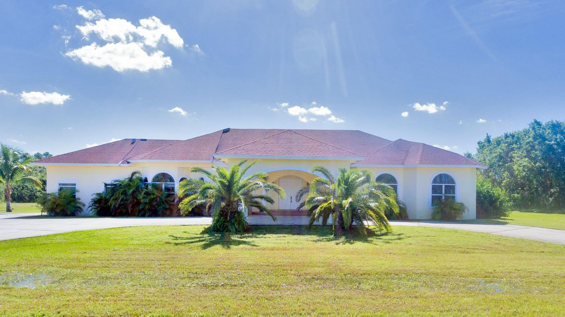 Casa para uma família para Venda às 14094 43rd Road N 14094 43rd Road N Loxahatchee Groves, Florida 33470 Estados Unidos