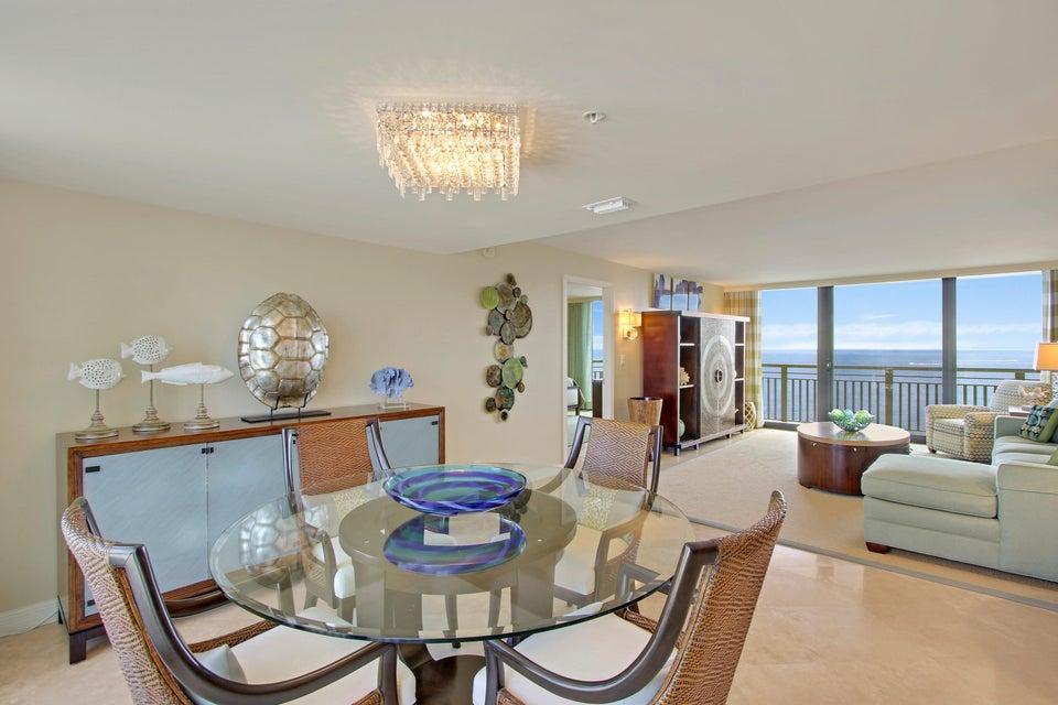 Cooperativa / condomínio para Locação às 3000 N Ocean Drive 3000 N Ocean Drive Singer Island, Florida 33404 Estados Unidos