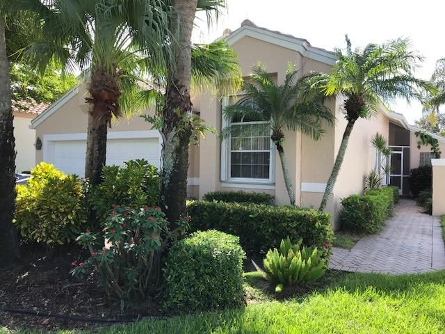6298 Water Lilly Lane  Boynton Beach FL 33437