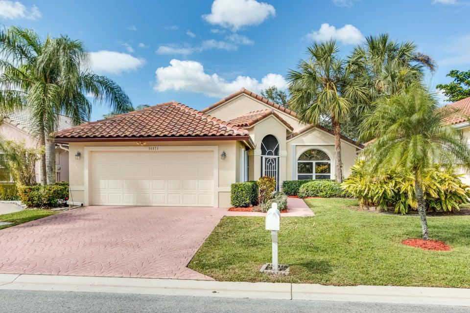独户住宅 为 销售 在 14071 Glenlyon Court 14071 Glenlyon Court 德尔雷比奇海滩, 佛罗里达州 33446 美国