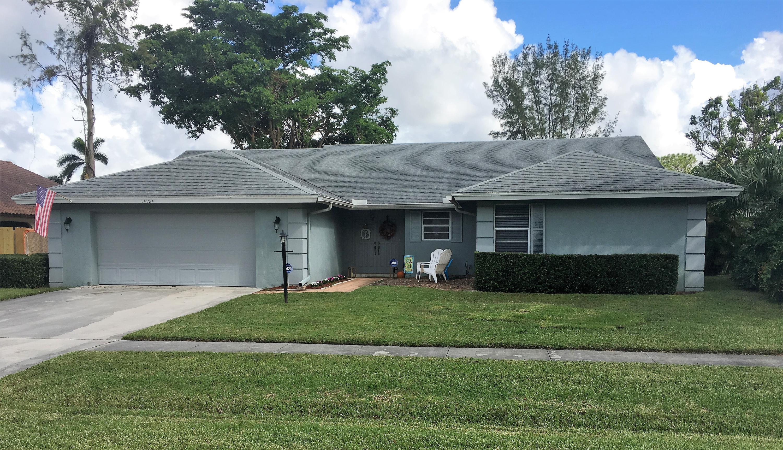 Maison unifamiliale pour l Vente à 14184 Aster Avenue 14184 Aster Avenue Wellington, Florida 33414 États-Unis
