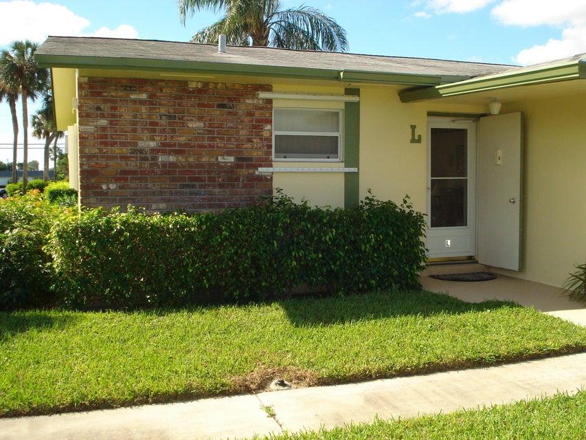 2935 W Crosley Drive L  West Palm Beach FL 33415