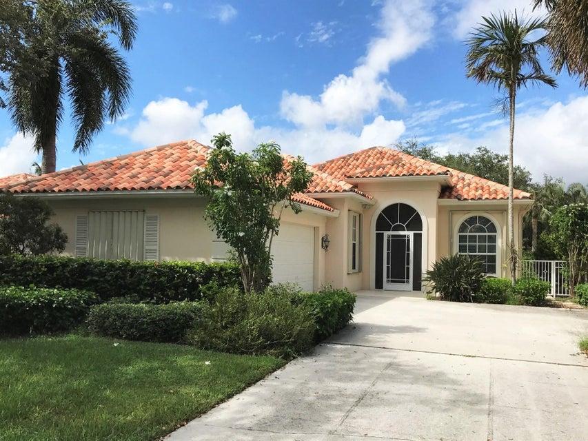 Einfamilienhaus für Verkauf beim 7293 Deer Point Lane 7293 Deer Point Lane West Palm Beach, Florida 33411 Vereinigte Staaten