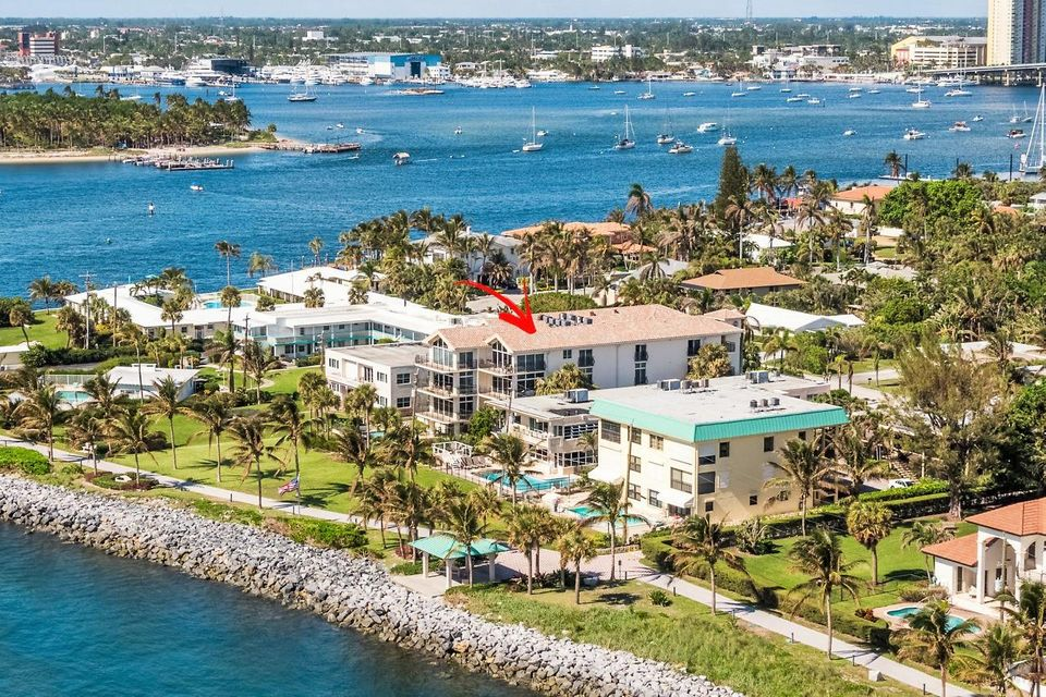 INLET POINTE REAL ESTATE
