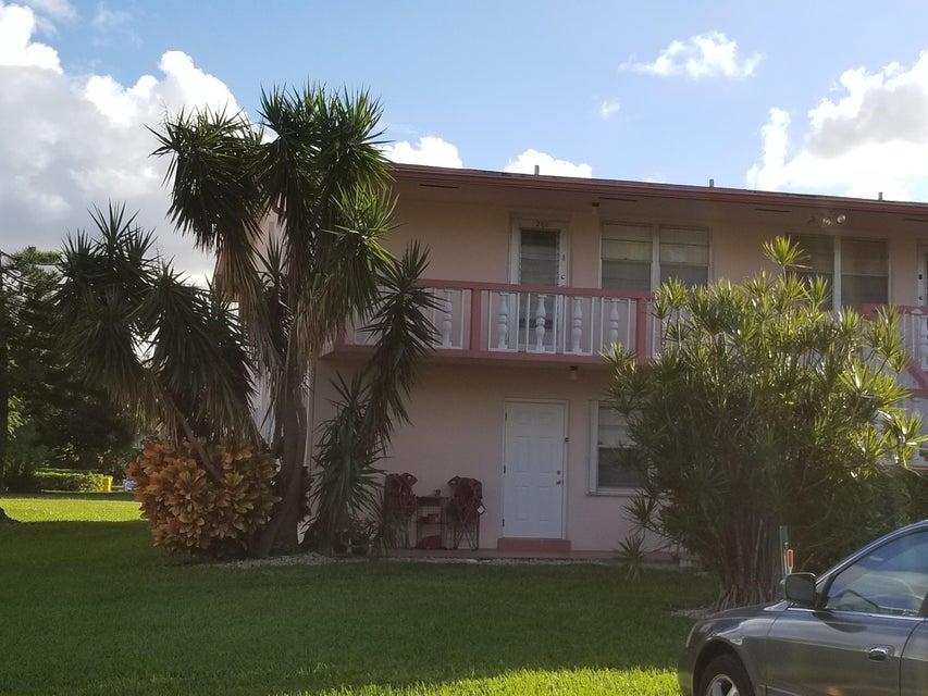 Condominium for Sale at 288 Norwich L 288 Norwich L West Palm Beach, Florida 33417 United States