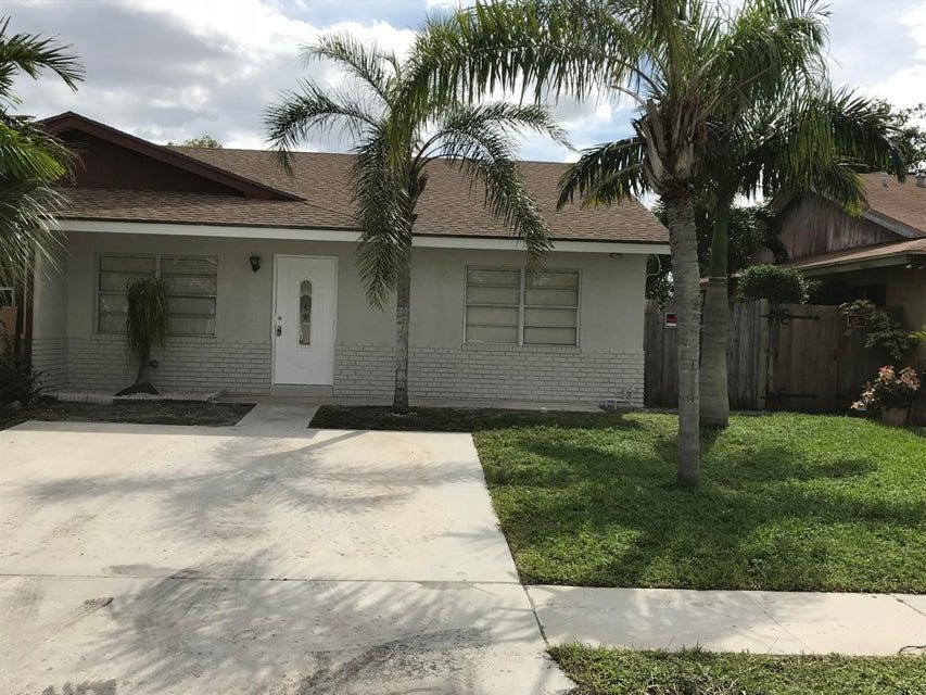 Residência urbana para Locação às 3832 Van Cott Street 3832 Van Cott Street West Palm Beach, Florida 33403 Estados Unidos
