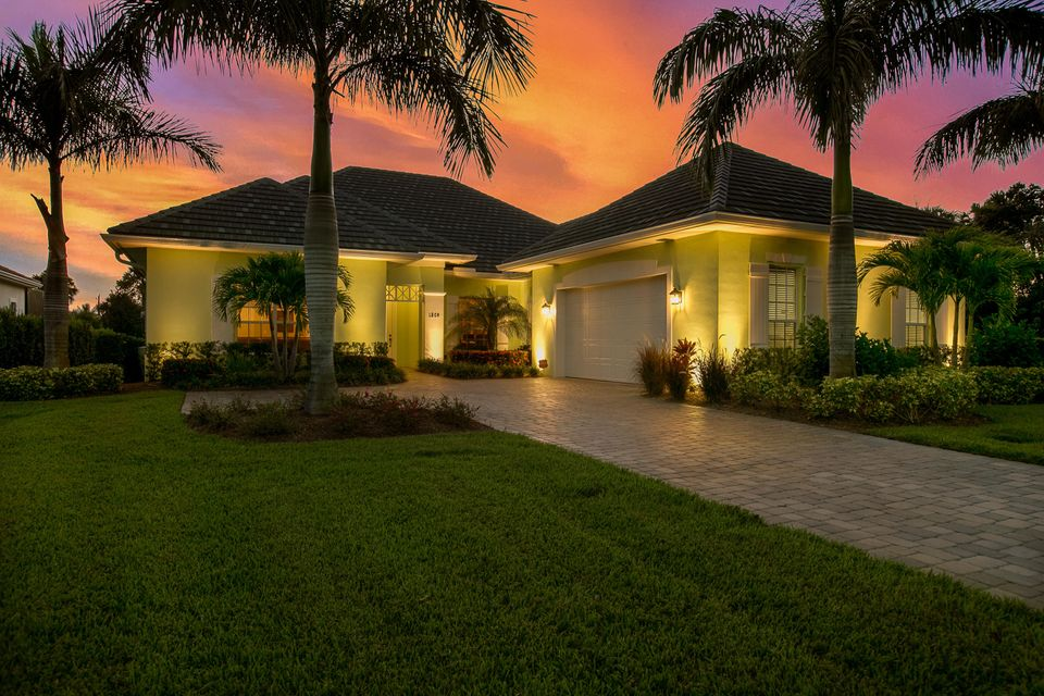 Частный односемейный дом для того Продажа на 1209 Isla Verde Square 1209 Isla Verde Square Indian River Shores, Флорида 32963 Соединенные Штаты