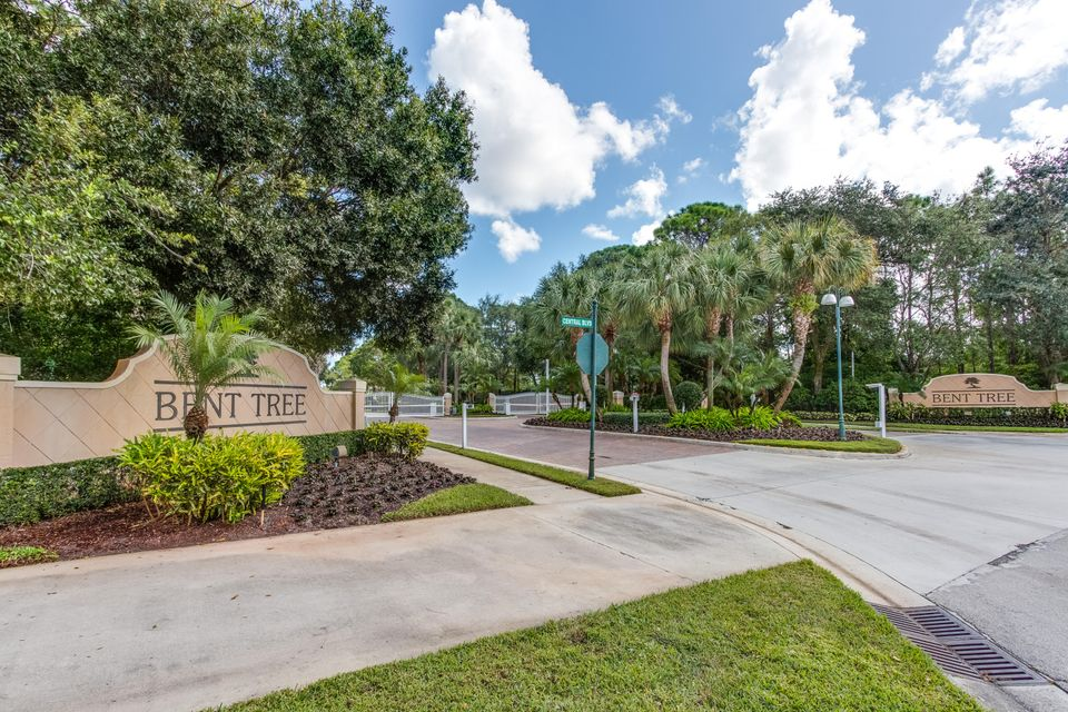 Bent Tree Drive Palm Beach Gardens Fl
