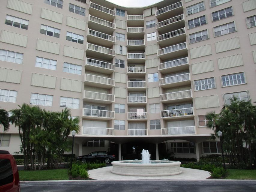 Condominium for Rent at 2600 N Flagler Drive # 912 2600 N Flagler Drive # 912 West Palm Beach, Florida 33407 United States