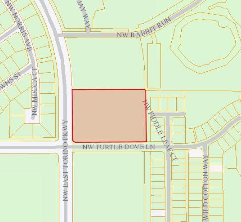 Land for Sale at Tbd NW Torino Parkway Tbd NW Torino Parkway Port St. Lucie, Florida 34986 United States