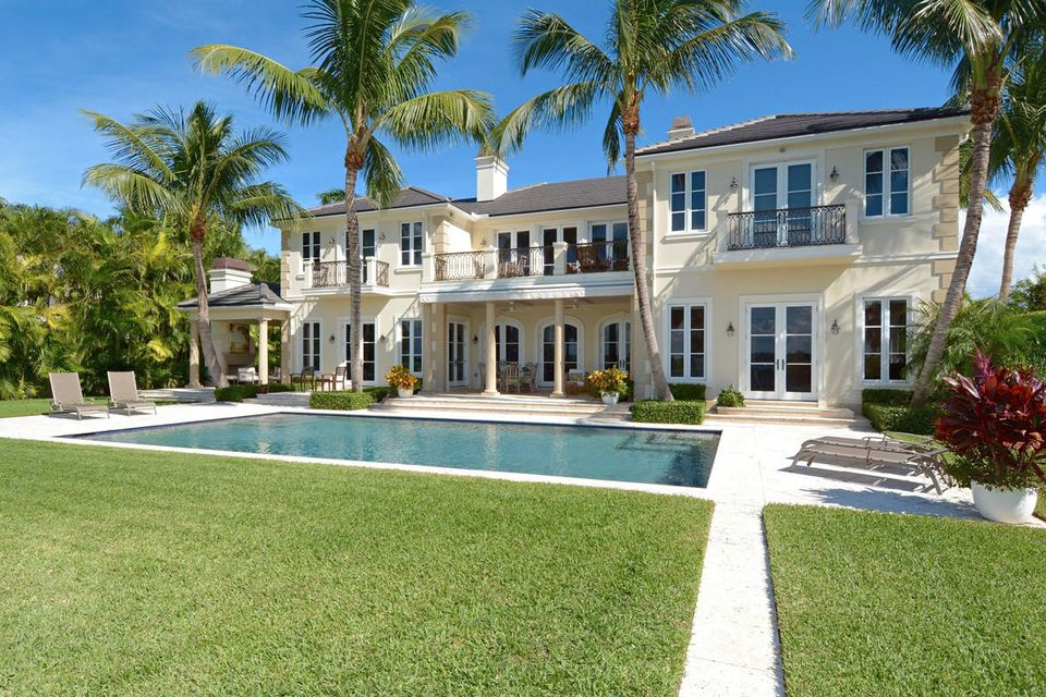 Single Family Home for Sale at 1191 N Lake Way 1191 N Lake Way Palm Beach, Florida 33480 United States
