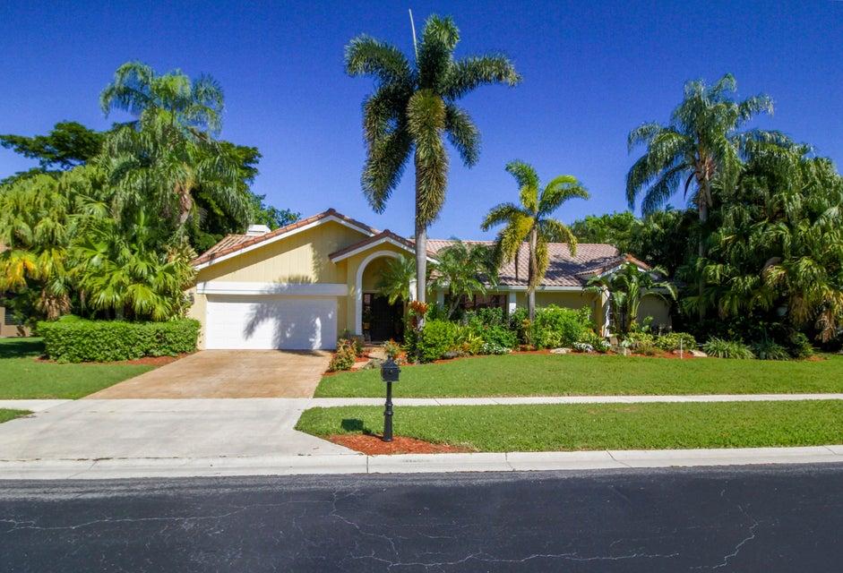 7264 Montrico Drive  Boca Raton FL 33433